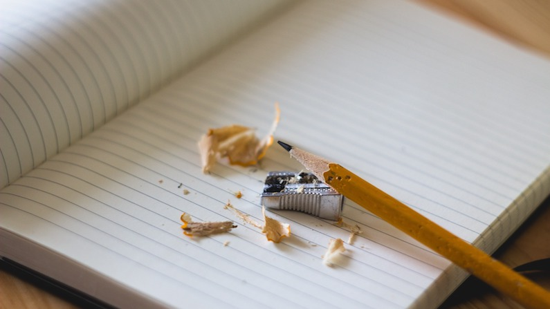 Writing First Sentences