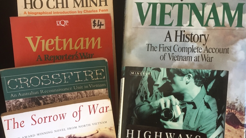 The Vietnam War – A Boy from Perth's Perspective