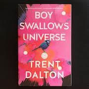 Miles Franklin Longlist - Boy Swallows Universe by Trent Dalton