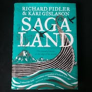 Saga Land by Richard Fidler & Kári Gíslason