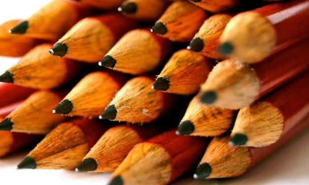 The Gift of 1000 Pencils