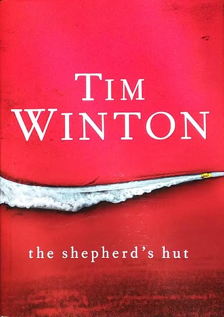 The Shepherd's Hut by Tim Winton (book link)