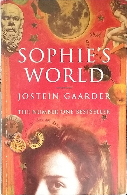 Sophie's World by Jostein Gaarder (book link)