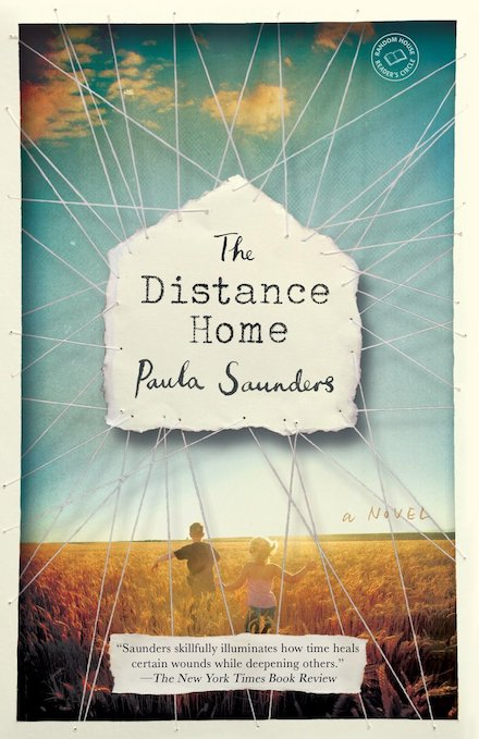 The Distance Home by Paula Saunders (book link)