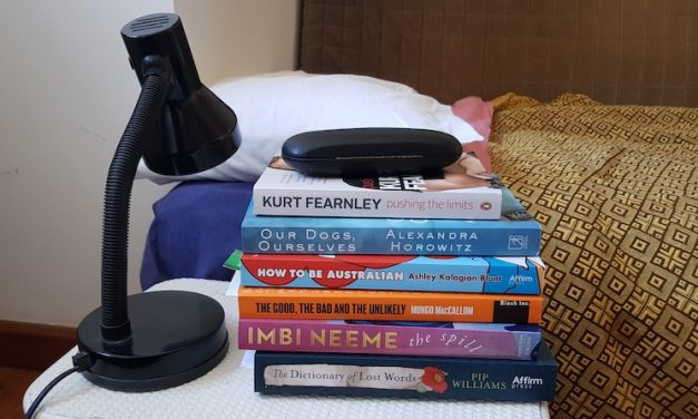 Bedside Books (June 2020)