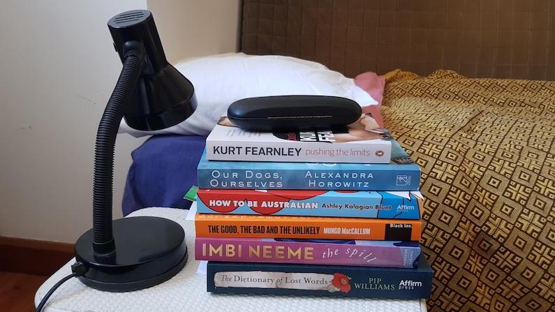 Bedside Books (June 2020)