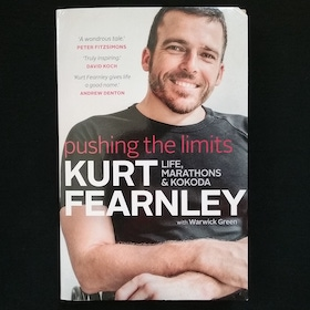 Bedside Books - Pushing the Limits by Kurt Fearnley