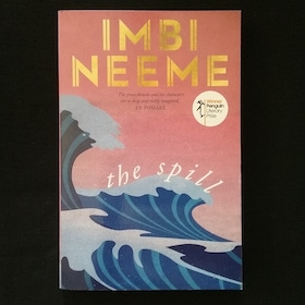 Bedside Books - The Spill by Imbi Neeme
