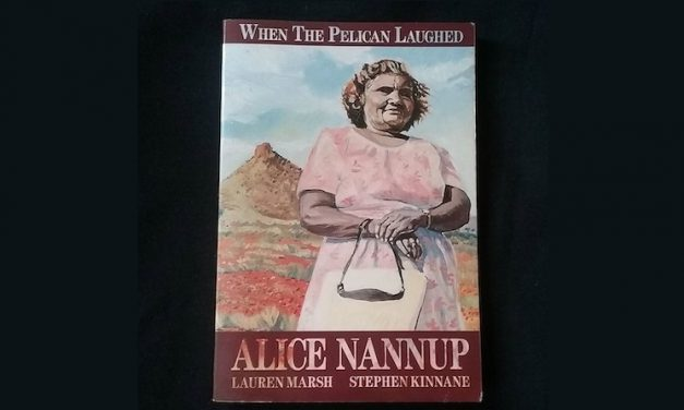 Alice Nannup and my Nan