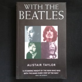 With The Beatles by Alistair Taylor