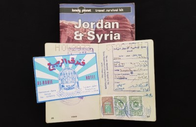 Life and Other Writing - Syrians Love Peace