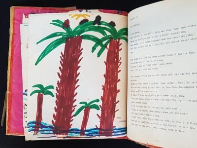 A Good Story - Sand Island - Flooded