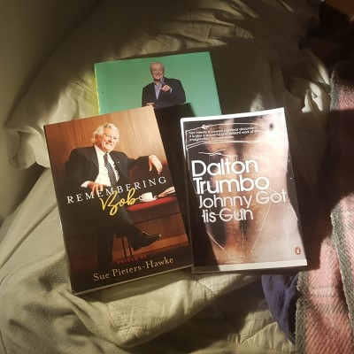 59 Chapter Challenge - Bedtime books