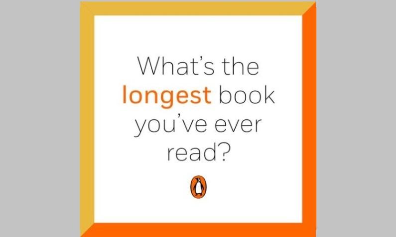 The Longest Book Read