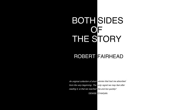 Book Sides of the Story by Robert Fairhead